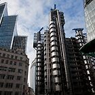 Lloyds of London by Peter Ellison