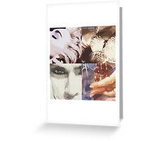 Madonna Pop Art Greeting Card