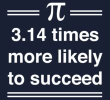 3.14 times more likely to succeed by trends