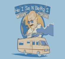 Breaking Bad-Heisenberg Mobile Cuisine by Lexie Lessing