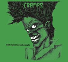 Bad music for bad people - The Cramps by santilopez