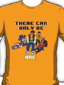 There is only one true Captain T-Shirt