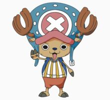 Tony Tony Chopper by Zandramas
