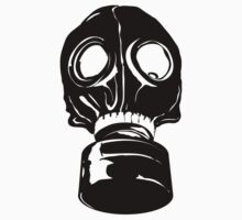 Gas Mask by Maestro Hazer