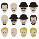 Breaking Bad Evolution by auldreekiemedia