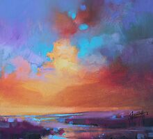 CMY Sky Study 2 by scottnaismith