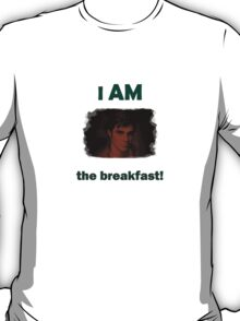 I am the breakfast – Breaking Bad Walt JR T-Shirt