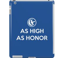 House Arryn As High As Honor iPad Case/Skin