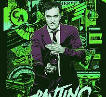 Tarantino 20 Years of Filmmaking V3 by klaime