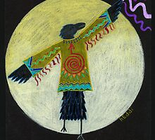 Raven and the Moon  by Heddi Neale