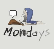 mondays by KrystenR