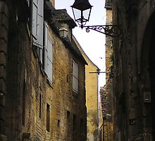 Sarlat Alley by triciamary
