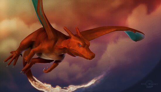 Charizard by ChrisMasna
