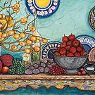 GPK Still Life no 5 by Sarina Tomchin
