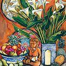 Little Goddess by Sarina Tomchin