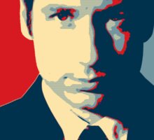 Mulder - HOPE Sticker
