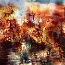 The Lost Armada V by Stefano Popovski
