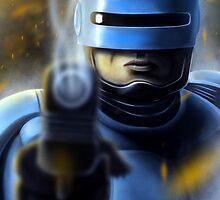 Robocop by bennettkowald