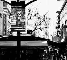 Rundle Mall by Spacemonkey1999
