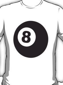 8 Ball Pool T-shirt T-Shirt