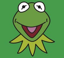 Kermit the Frog T-shirt The Muppets by retromoomin