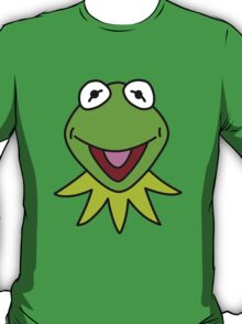Kermit the Frog T-shirt The Muppets T-Shirt
