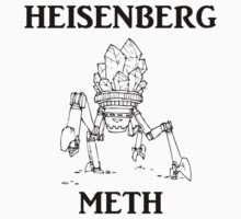Heisenberg Meth T-Shirts & Hoodies by valenca