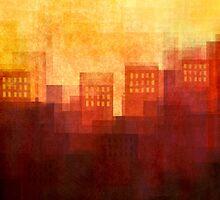 Sunny city by DejaReve