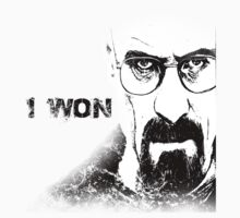 I Won- Breaking Bad by Cameron Barrus