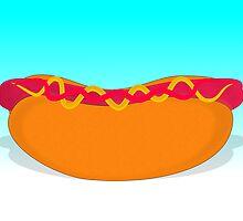 Pop Hot Dog by Almdrs