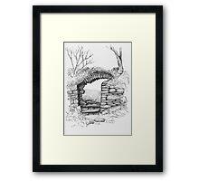Dunboy Castle  Framed Print