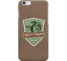 Green Dragon - Bywater iPhone Case/Skin