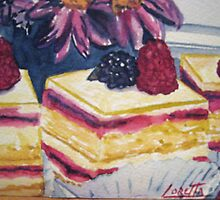 French Pastries by Loretta Barra