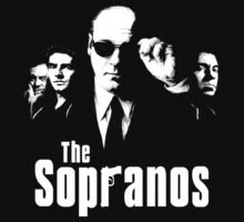 The Sopranos by santilopez