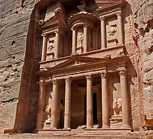 The Treasury3, Petra by bulljup