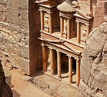 The Treasury5, Petra by bulljup