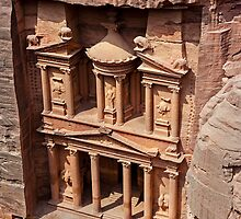 The Treasury8, Petra by bulljup