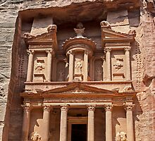 The Treasury12, Petra by bulljup