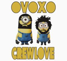 Crew Love Minion  by blckstrps29
