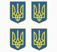 Ukrainian Trident by polinom100
