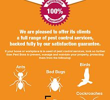 Select Pest Control service in Brisbane by pestcontrol01
