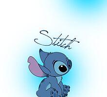 Lilo & Stitch - Stitch by ChloeJade