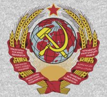 Coat of Arms of the Soviet Union (1923-1946) by cadellin