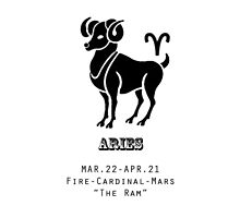 ARIES by ChloeJade