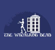 THE WHOALKING DEAD by karmadesigner