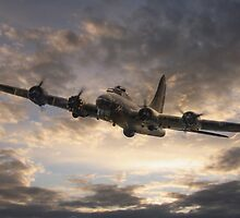 The Flying Fortress by J Biggadike