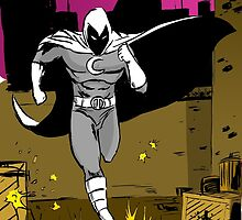 Moon Knight 3 by MattKyme