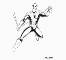 Spiderman  by MattKyme