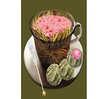 。◕‿◕。 ORGANIC FLOWERING TEA IPHONE CASE 。◕‿◕。  by ╰⊰✿ℒᵒᶹᵉ Bonita✿⊱╮ Lalonde✿⊱╮