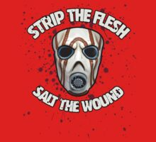 Strip The Flesh Salt The Wound by rjzinger